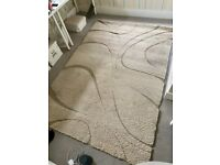 Pattern Shag Rug