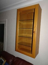 EXCELLENT QUALITY Glass Display Unit