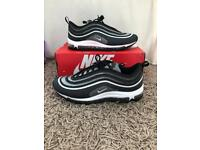 Nike Air Max 97 Obsidian size 9 UK excellent condition