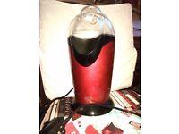 American Originals 1950's Style Retro Red Popcorn Maker