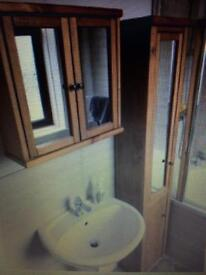 Beautiful Next bathroom cabinet and unit