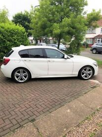 Low Mileage, Immaculate BMW 1 Series M Sport, Excellent Condition