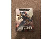 Space marines codex (7th edition)