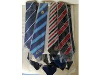 22 FOOTBALL CLUB TIES