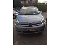 Toyota Verso 7 Seater low mileage