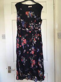 Floral Per Una dress