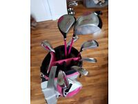 Ladies/girls golf clubs