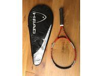 Head Liquidmetal Radical Oversize Tennis Racket. Grip 4