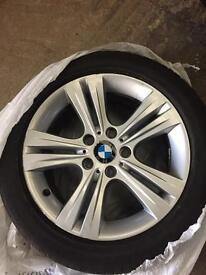 """17"""" BMW genuine 5x120"""