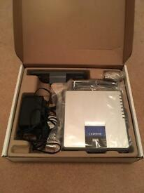 Linksys wireless router - unused