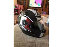 Motorcycle helmet Xlitex 802 rr carbon fibre XL 61-62
