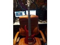Cort Curbow four string Bass