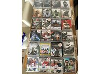 24 PlayStation 3 Games bundle