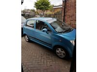 CHEVROLET MATIZ 2009 BELOW AVG MILES. GREAT COND. FINAL REDUCTION MUST SELL £999 NO OFFERS