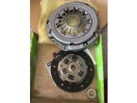 Clio 10 plate clutch brand new