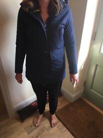 Ladies Barbour Raincoat Size 10