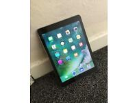 IPad Air excellent condition - 16gb wifi with free case space great