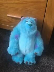 Monsters inc sully soft toy