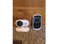 MBP18 Digital video baby monitor
