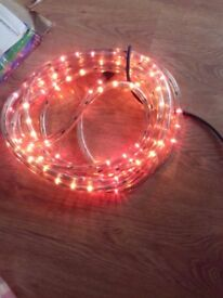 Christmas or disco lights ideal parties