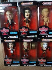 Rocky Horror Picture Show Headliners XL Collectables. Rare complete