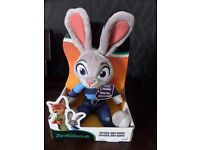 Zootropolis Officer Judy Hopps Soft Toy