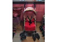 Chicco chunky Stroller new condition