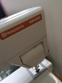 Husqvarna sowing machine