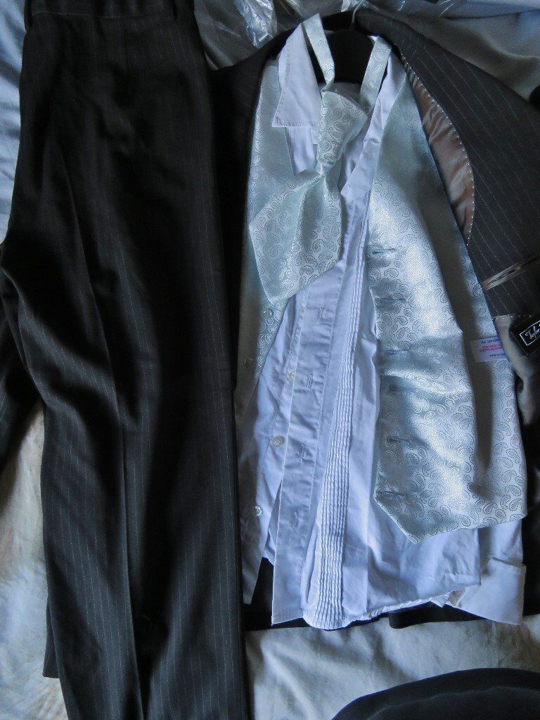 Boys formal/occasion/ wedding wear suits x3. £30 each. | in Morpeth ...