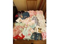 0 - 3 months baby girl clothes joblot/batch in good condition