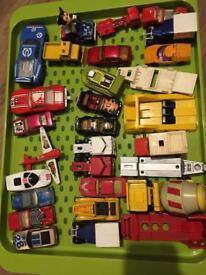 Matchbox and corgi vehicle bundle