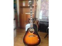 John Lennon Gibson Guitar - Chinese copy (Chibson) Beatles.