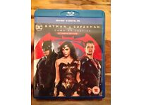 Batman v Superman: Dawn of Justice Blu-ray (Ultimate Edition) [2 Discs]