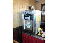 Soft Whippy Ice Cream Machine