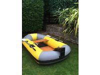 Inflatable Achilles dinghy/yacht tender