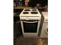 Brand New Currys essential electric cooker/oven in white