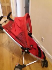 Quinny stroller. Good condition few small scrapes.