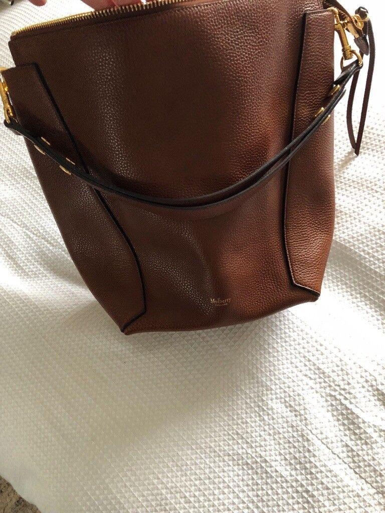 bbdcad47ca Genuine  Camden Handbag  Mulberry