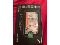 Garmin Sat Nav NEW still in box