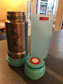 Fisherprice travel bottle warmer