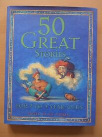 50 Great Stories for 7-9 Year-Olds (Hardback Book)