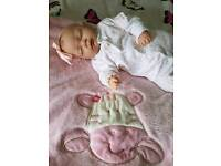 Reborn Baby Doll Excellent Condition