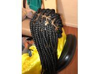 AFRO CARIBBEAN/EUROPEAN HAIR DESIGN