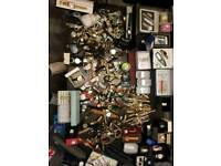 Job lot over 200 watches