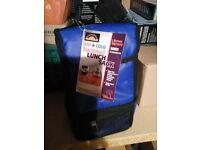 Pack lunch carrier (hot and cold food)