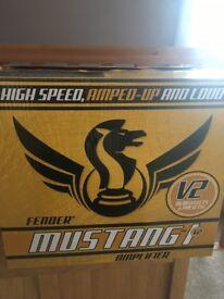 Fender Mustang 1V.2 Amplifier