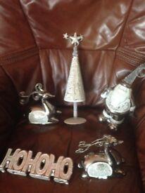 New Christmas ornaments