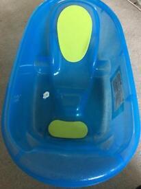 Summer Infant Sparkle And Splash Baby Bath