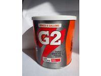 Gatorade g5 hydration powder makes 6 gallons
