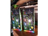 Candle holder wind chimes..boxed new x 2..